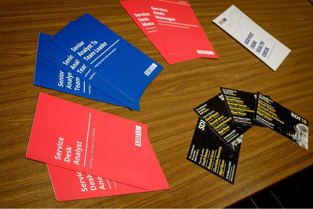 Training Leaflets