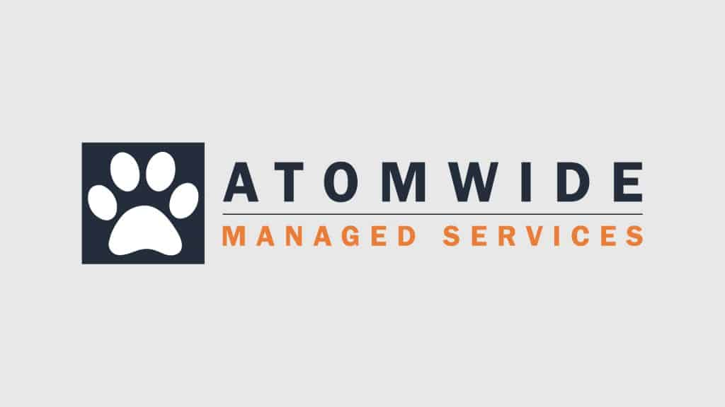 Atomwide Service Desk of the Month Logo