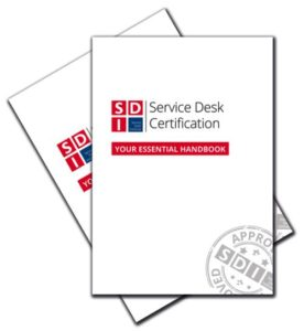 Service Desk Certification Handbook