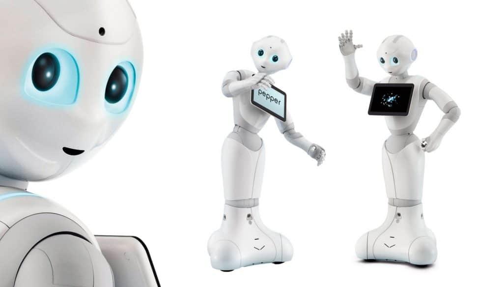 Pepper Robotti