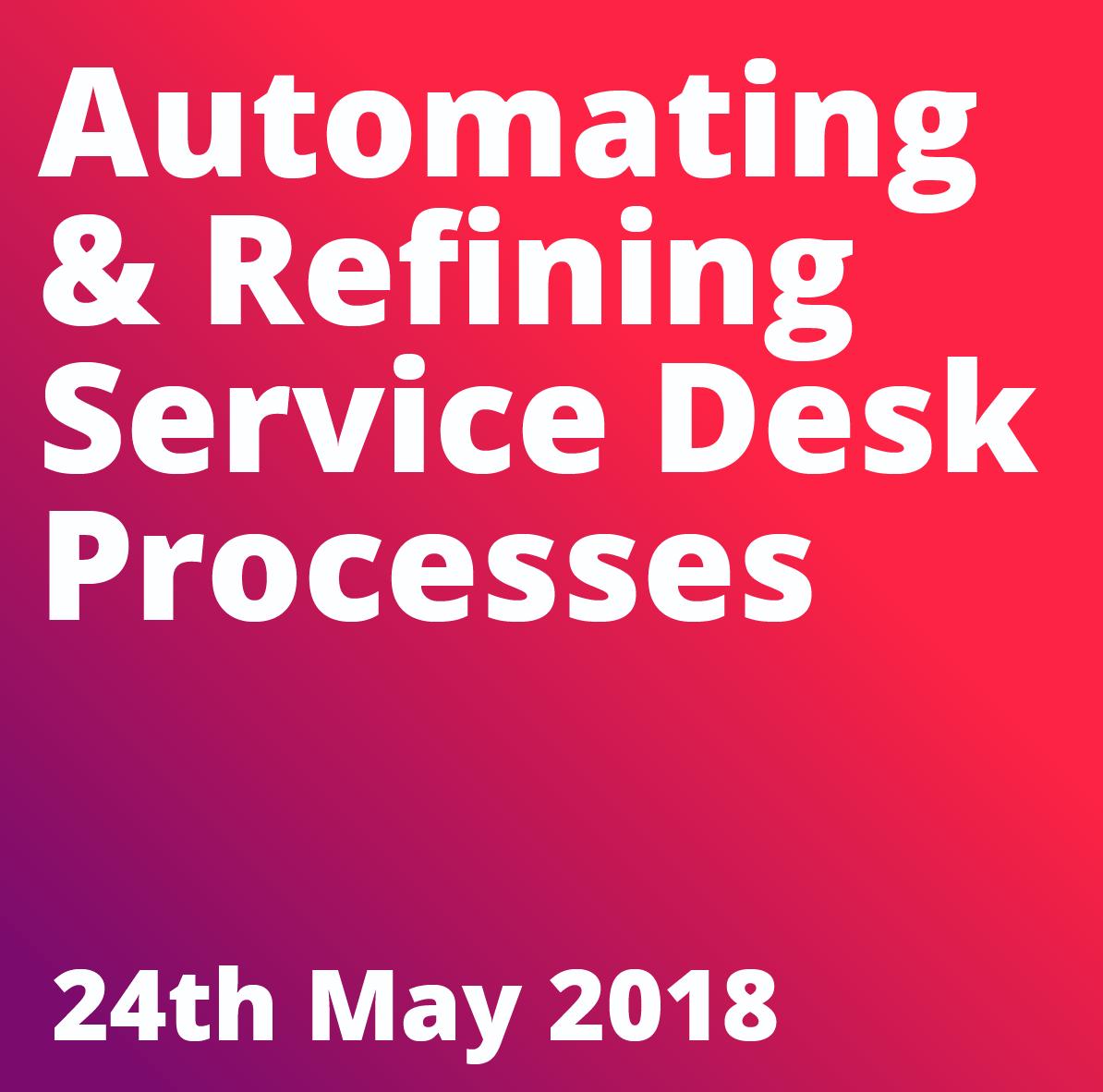 webinar processes May18