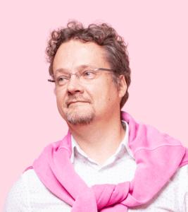 sami kallio, CEO, happysignals
