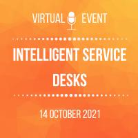 200x200 - Intelligent Service Desks event logo for GoToWebinar