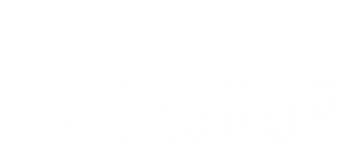 PRE-CERTIFICATION-WORKSHOP