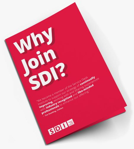 Why Join SDI